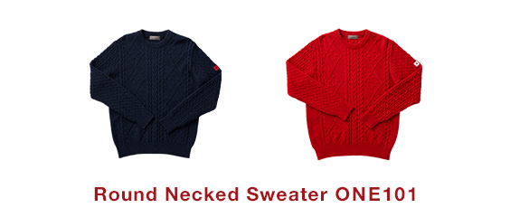 Round Necked Sweater ONE101