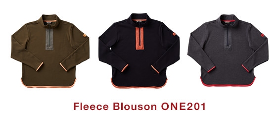 Fleece Blouson ONE201