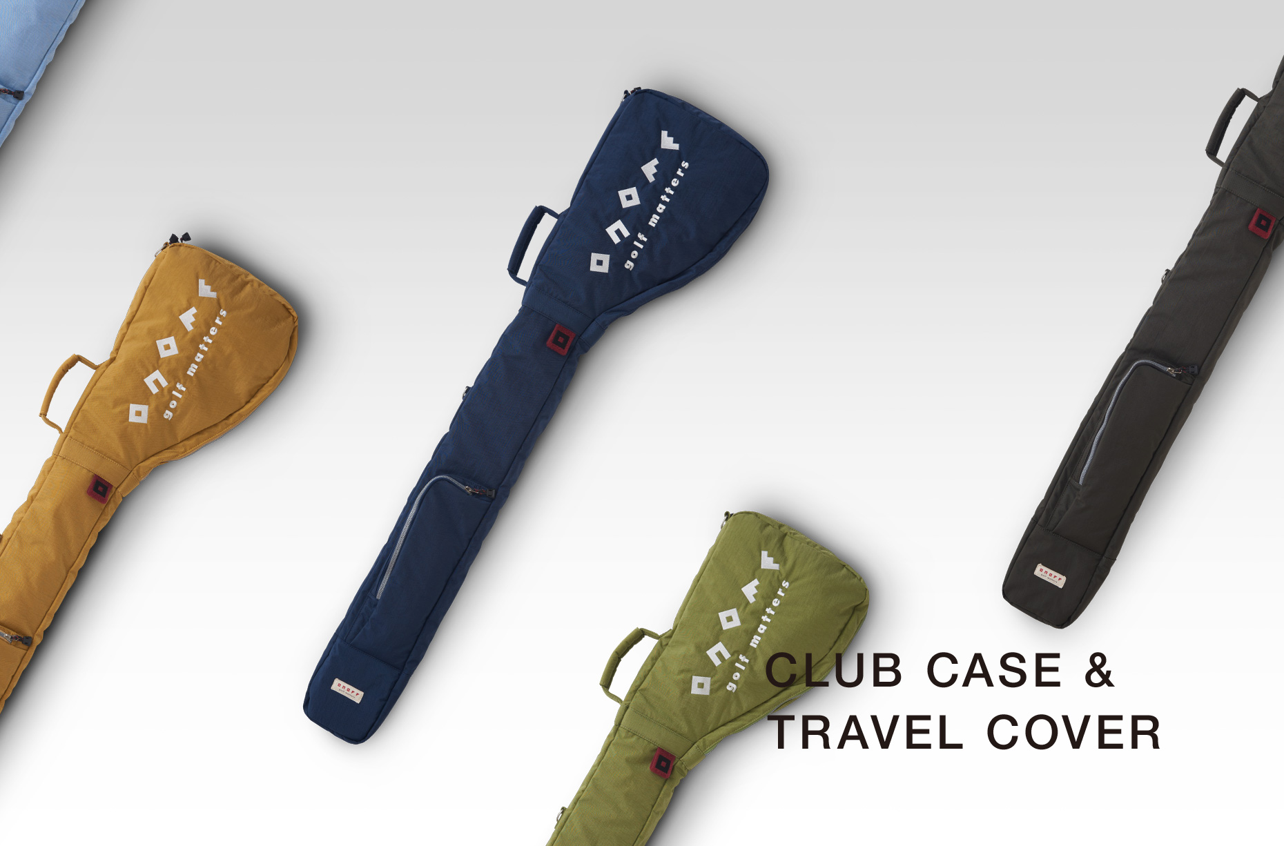 Club Case & Travel Cover