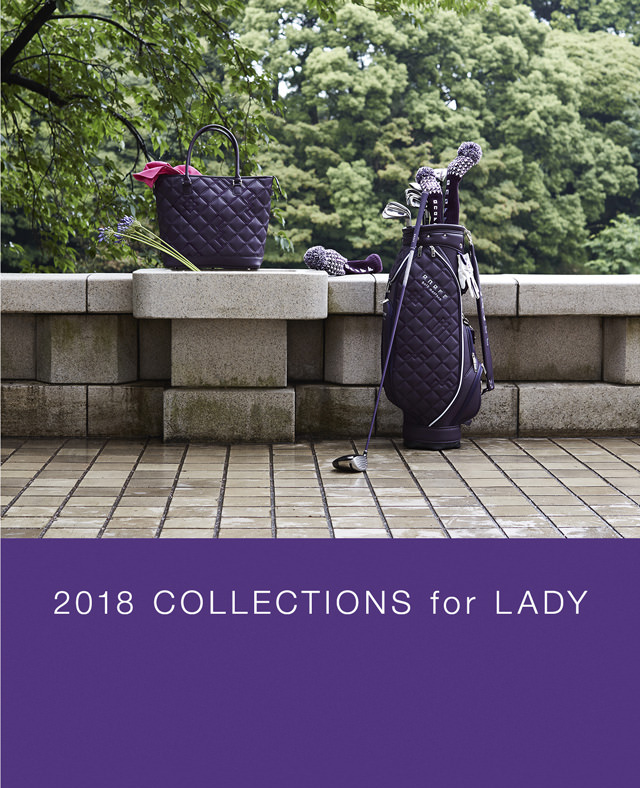 2018 Collections for Lady Sep.2017 Debut