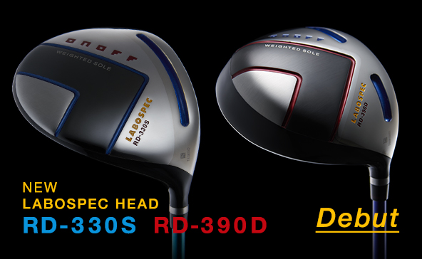 New Labospec Head RD-330S RD-390D Debut