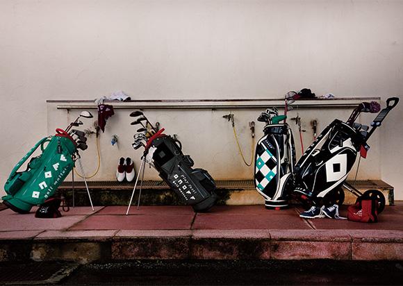 画像:ジャパンゴルフフェア ONOFF ブース